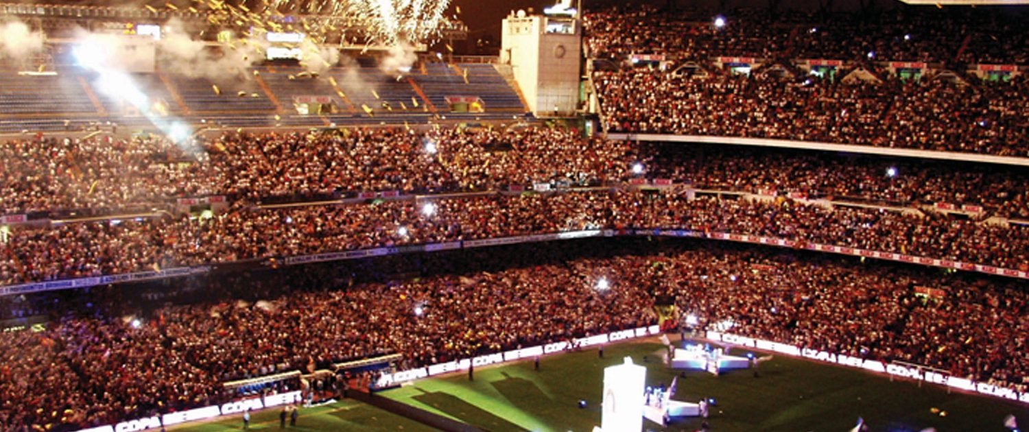 REAL MADRID CELEBRATION OF THE 9th EUROPEAN CUP