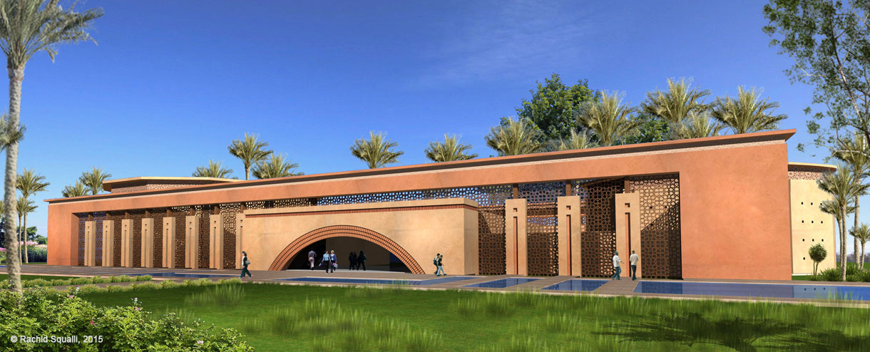 MOHAMMED VI MUSEUM FOR THE WATER CIVILIZATION IN MOROCCO